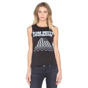 NEW Chaser Tom Petty Hypnotize America Onyx Tank S